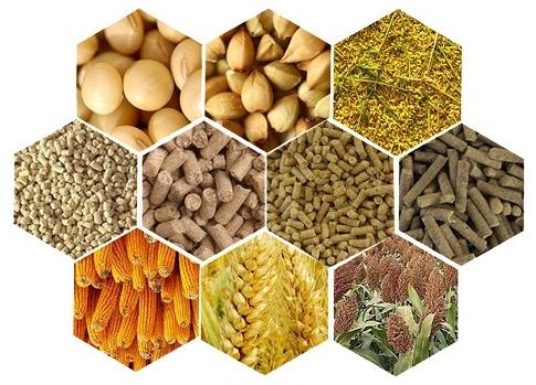 Raw materials and granules