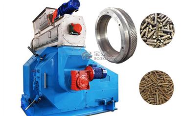 Flat Die Granulator and Ring Die Granulator supplier