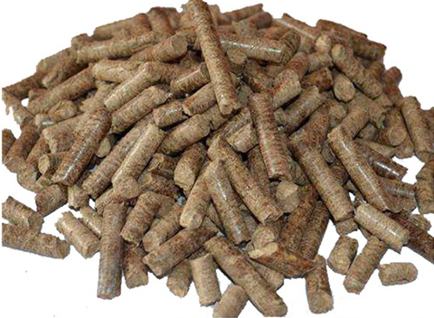 How The Wood Pellets Are Made?
