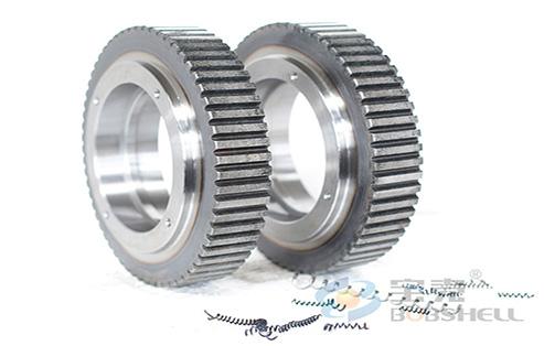 Customize Roller Shell