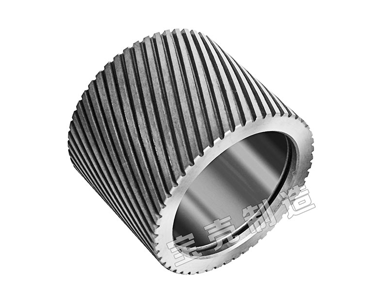 Corrugated Roll Shell
