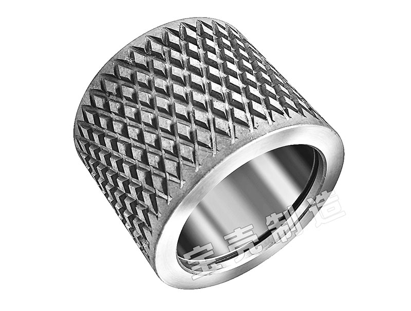 Fish Scale Shaped Roller Shell