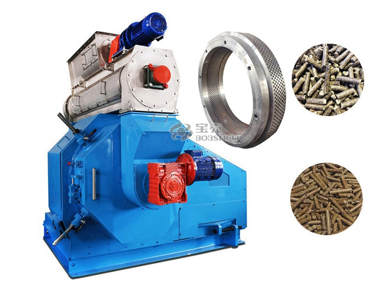 Introduction of Wooden Pellet Mill