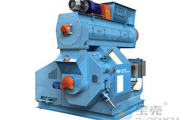 Features of Our Wooden Pellet Mill