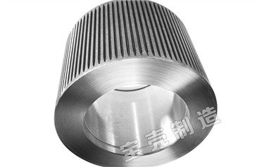 Comparisons of Corrugated Roller Shell and Dimpled Roller Shell