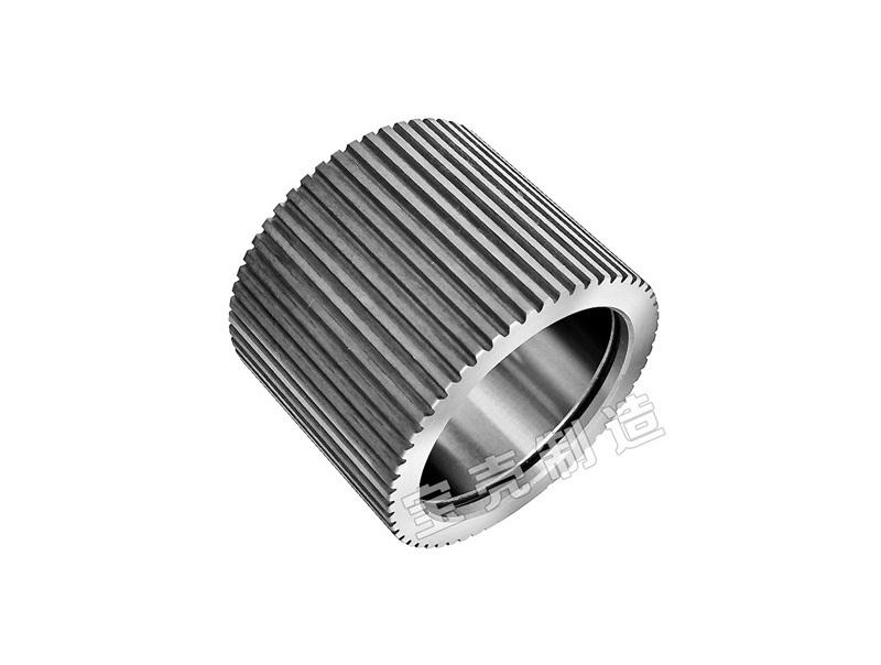 Pellet press roller shell 7932-145