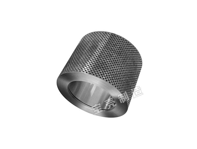Pellet press roller shell Buehler DPGB Sonderausf