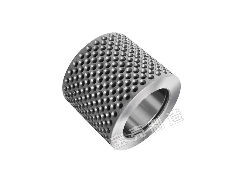 Pellet press roller shell CPM 7000