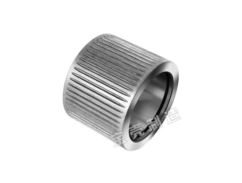 Pellet press roller shell DPBS