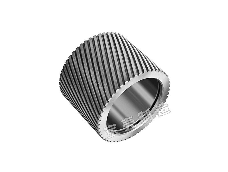 Pellet press roller shell Lamec 420-108