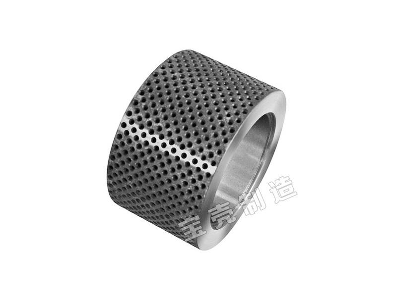 Pellet press roller shell LM 520-140