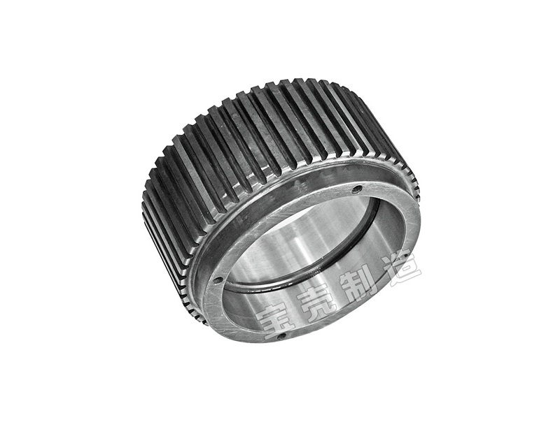 Pellet mill roller shell MUZL1610MEinstich5,3