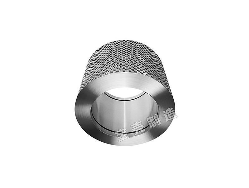Custom casting Dimpled roller shell for pellet mill