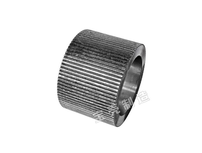 Alloy steel roller shell for animal feed pellet machine