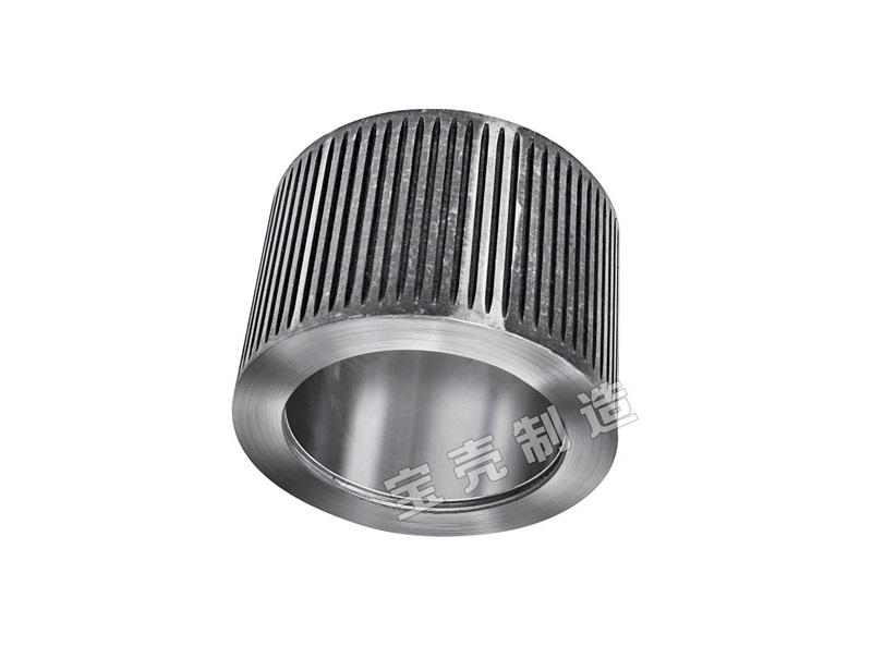 58-62 HRc fertilizer pellet Granulator roll shells