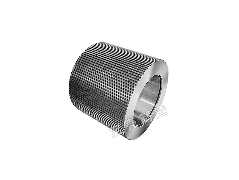 Dimpled Roll Shell For poultry feed pellet mill