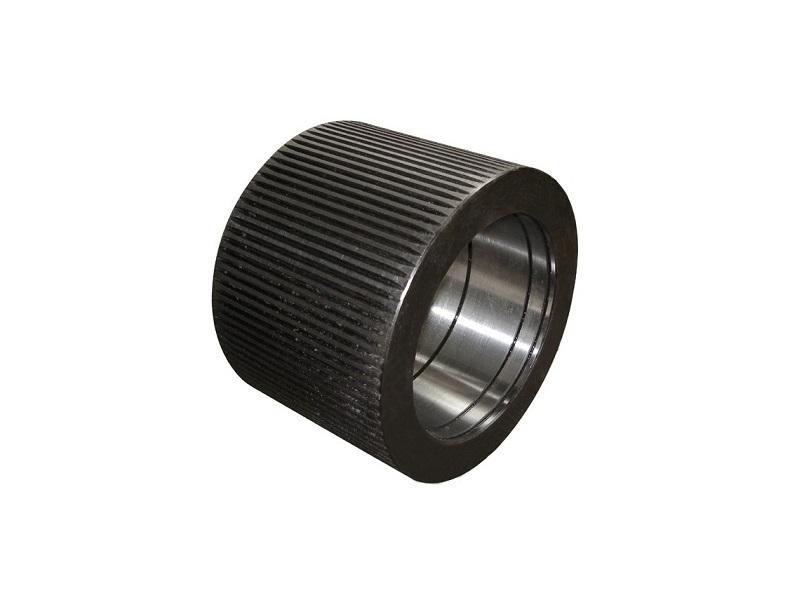 Casting steel roller shell of vertical roller mill