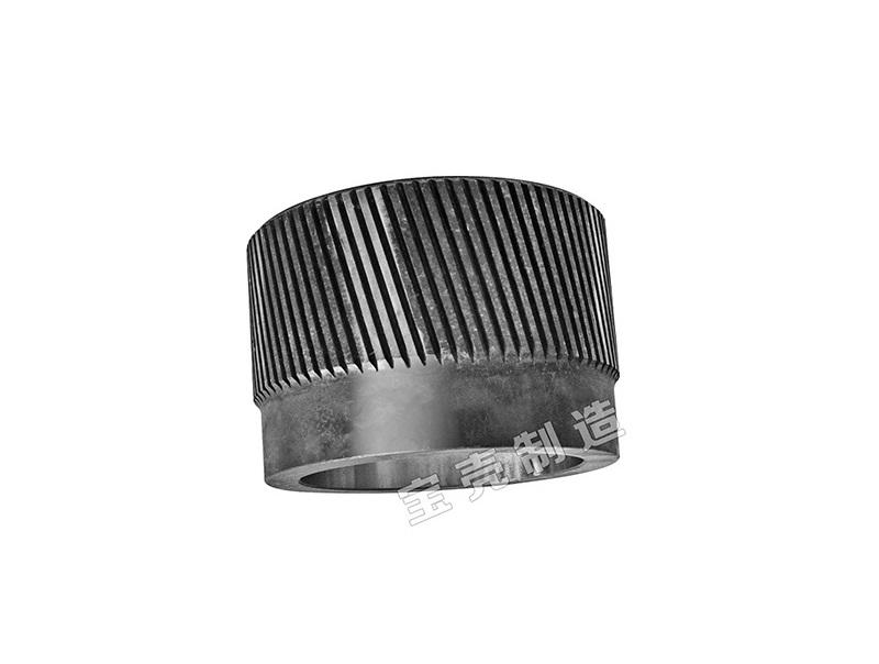 Factory custom pellet mill roller shell for wood pellet HRC 58-62