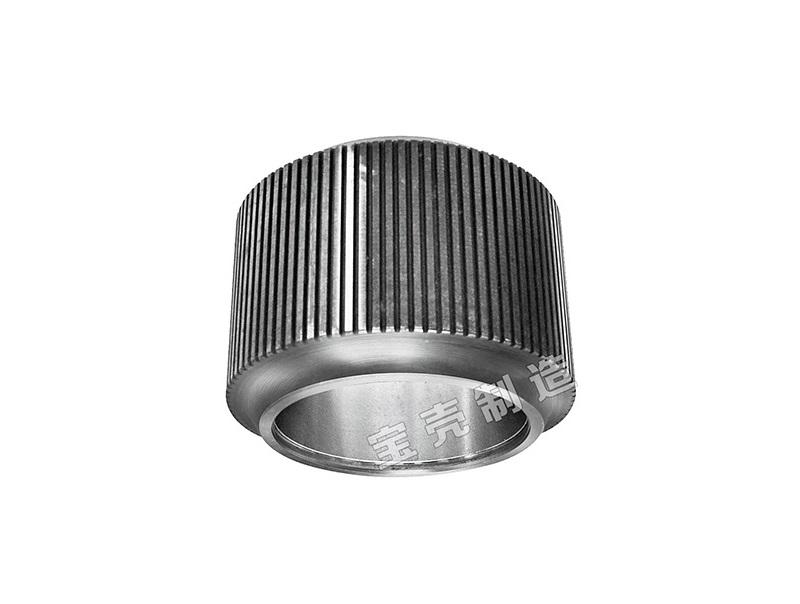 roller shell for pellet press