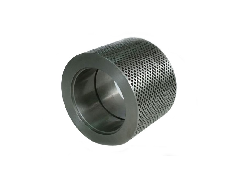Dimpled Type Roller Shell for Chicken Feed Pellet Press Machine Price