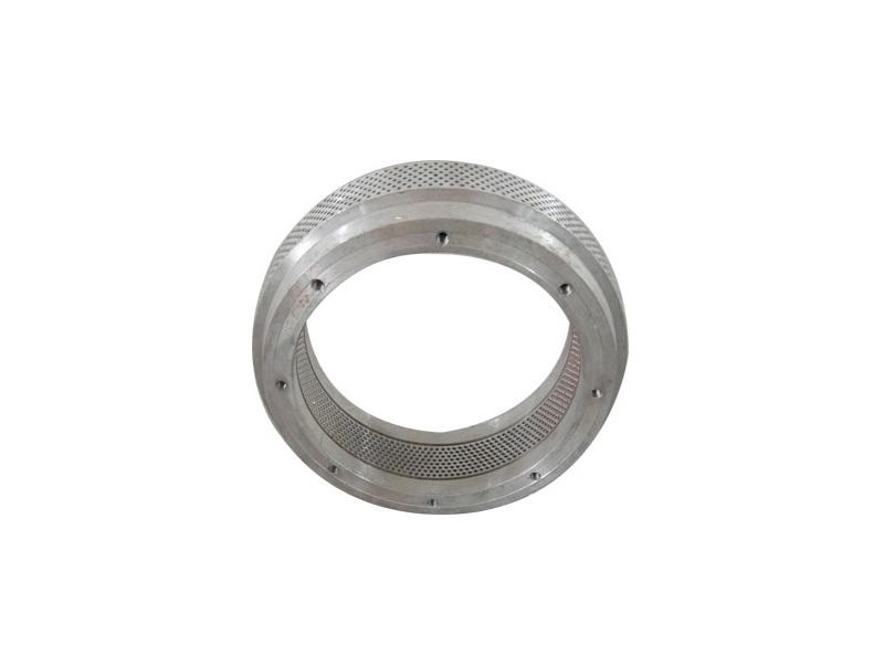 Customized pellet processing ring die