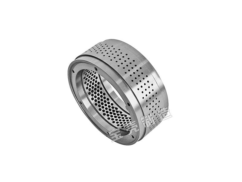 Metal forging ring die to buhler manufacturer matrix for the granulator