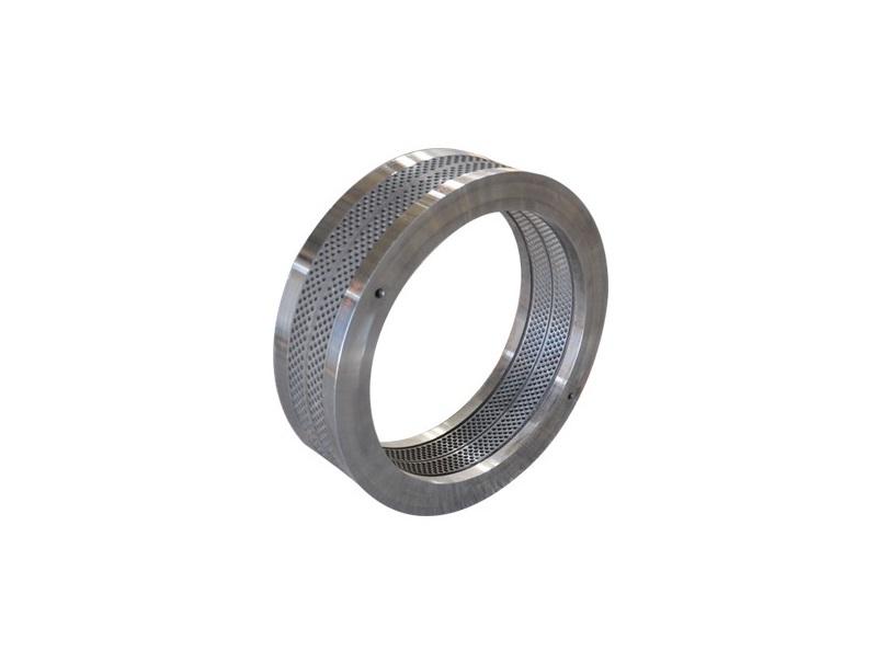 ISO9001 matrix ring die for Vertical Bioenergy fuel Pellet Mill