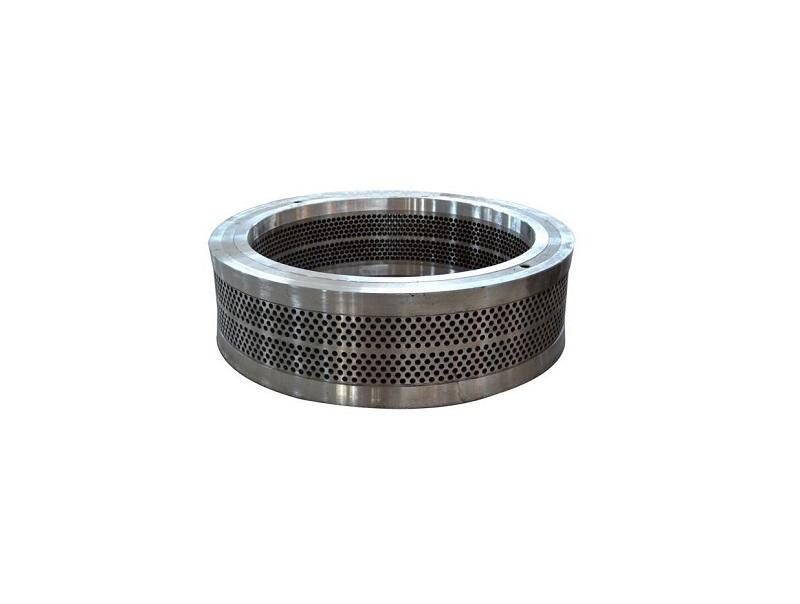 Custom Pellet Ring Die And Roller Shell Automatic Pellet Line