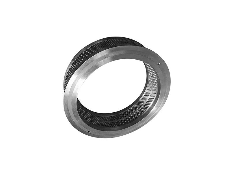 Sawdust Ring Die Pellet Maker Fiber Pellet Machine