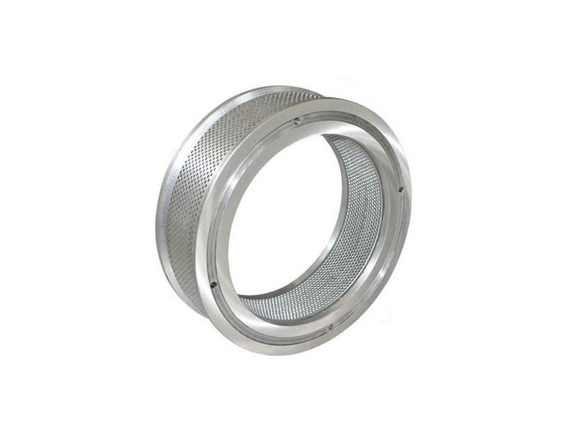 Customized Die casting parts feed pellet mill ring die for sale