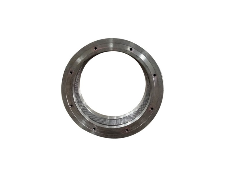 X46Cr13,20MnCr5 or customized pellet press spare parts ring die