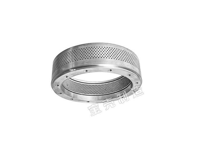 Small Feed Mill Equipment Pellet Ring Dies