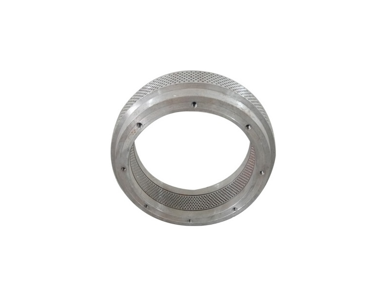 Low Noise Ring Die Pellet Mill For Sale High Precision Ring Dies