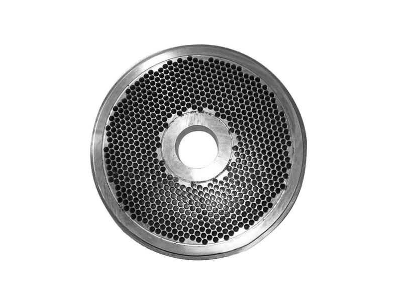 Alloy steel flat die pellet mill parts for making wood pellet machine