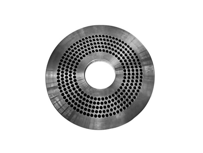 ODM/OEM durable Alloy Steel flat die for wood pellet machine